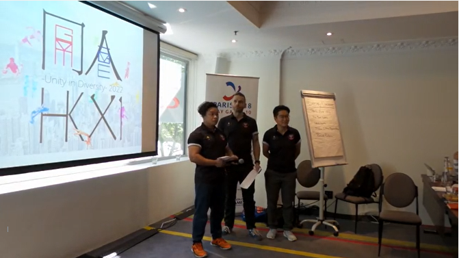 Gay Games HK 2022 Presentation