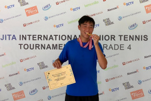 JITA International Junior Tennis Tournament Grade 4